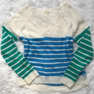 🌼3/$25Energi Stripped Sweater